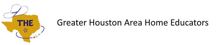 Greater Houston Area Home Educators G-HAH