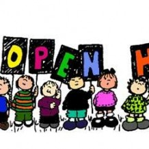 HEP Open House August 5th